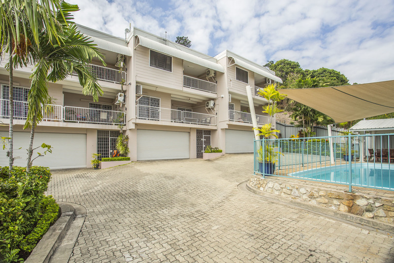 Crisp Apartments for Rent, NCD Chester Street, Port Moresby. Amazing Views over the Bay.