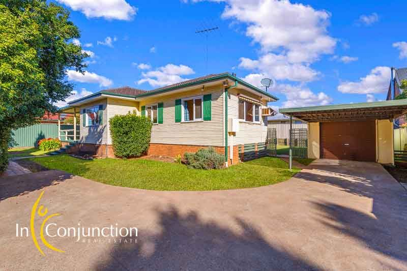 OPEN SATURDAY 9.30-10AM.  Very spacious bright 4 bedroom single level home on generous block - perfect for first home buyers and investors.