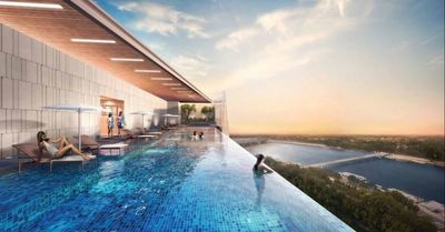 The Peak  Residences, Tonle Bassac, Phnom Penh | Condo for sale in Chamkarmon Tonle Bassac img 2