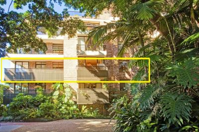 Overthorpe' NORTH BLOCK: Huge North-Facing Apartment, Stroll to Double Bay