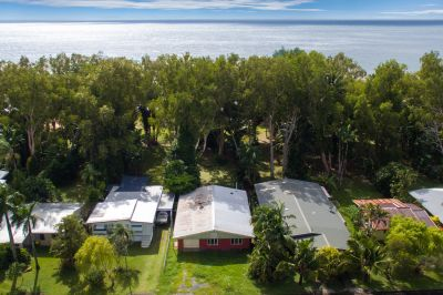 RARE BEACHFRONT PROPERTY COULD BE YOURS!