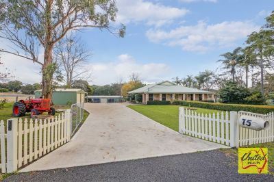 COUNTRY CHARM – EXTRA WIDE ACCESS!