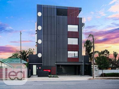 Apartment living only 4kms from the CBD!
