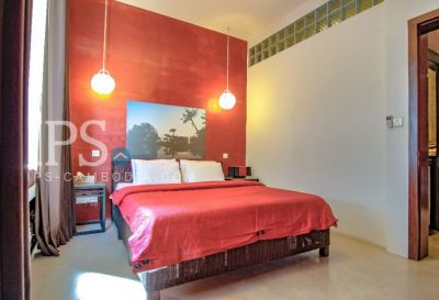 Tonle Bassac, Phnom Penh | House for rent in Chamkarmon Tonle Bassac img 14
