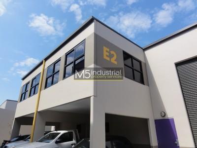282sqm - Near New Industrial Strata Unit