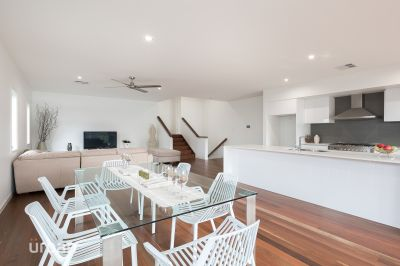 New stylish and spacious home