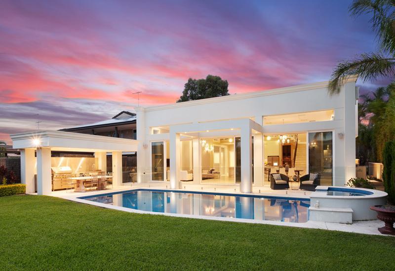 Aristocratic Grandeur of Contemporary Luxury