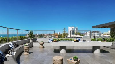 Cronulla Central Sub-Penthouse With Unsurpassed Ocean Views