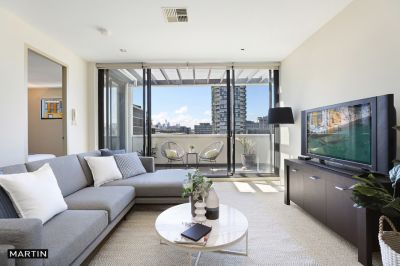 MARTIN - TWO BEDROOM PENTHOUSE