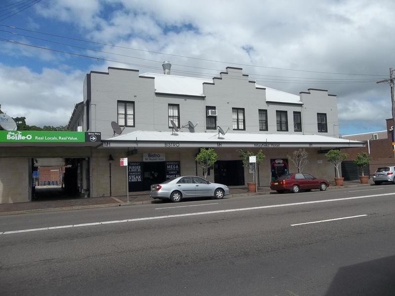 HOTEL FOR SALE- Mayfield Hotel, Mayfield