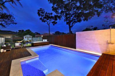 Ultra modern family residence