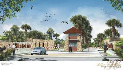 Borey Hillton  Park Villa, Sangkat Buon, Sihanoukville | Borey for sale in Sihanoukville Sangkat Buon img 5