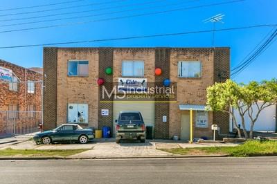 630sqm - Freestanding Double Brick Warehouse
