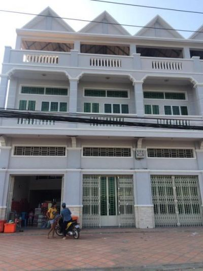 Teuk Thla | Flat for sale in Serei Saophoan Teuk Thla img 0