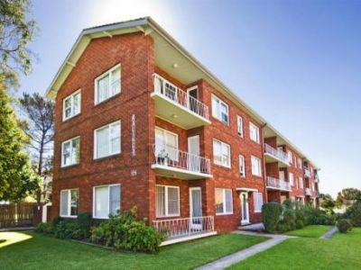 Delightful two bedroom unit on the Enfield/Burwood border!