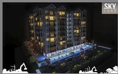 Skyland Condo Cambodia, Vihear Suork, Kandal | New Development for sale in Khsach Kandal Vihear Suork img 2