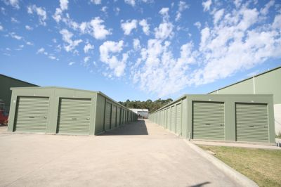 SELF STORAGE SOLUTIONS - MAROONDAH SELF STORAGE