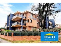 Bright & Sunny. Modern Top Floor Unit. 2 Bedrooms. 2 Bathrooms. 2 Balconies. Close to Station & Shops.