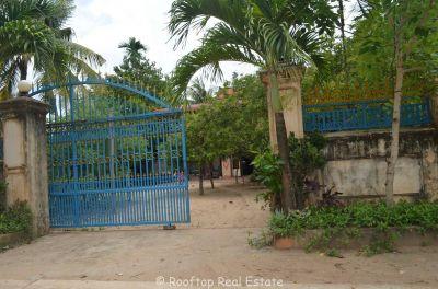 Chbar Ampov I, Phnom Penh   Land for sale in Chbar Ampov Chbar Ampov I img 1