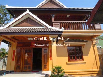 Tuek Vil, Siem Reap | House for sale in Puok Tuek Vil img 0