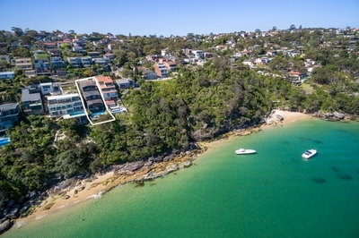 Waterfront Reserve - Spectacular Panoramic Views - Original Residence with Separate Flat