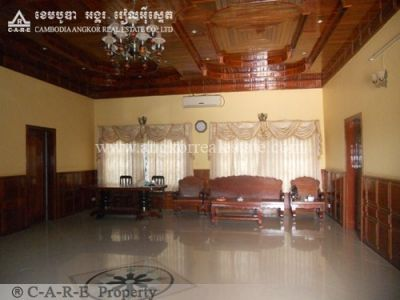 Svay Dangkum, Siem Reap | Villa for rent in Angkor Chum Svay Dangkum img 8