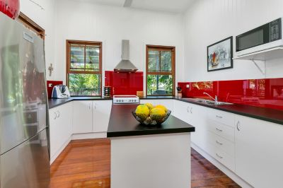 Immaculate inner city Queenslander with the perfect modern and vintage fusion