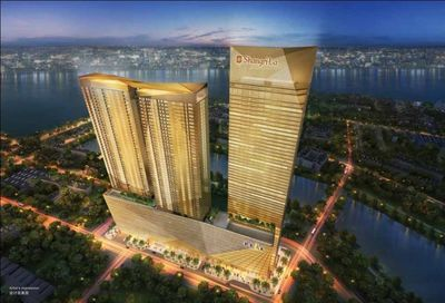 The Peak  Residences, Tonle Bassac, Phnom Penh | New Development for sale in Chamkarmon Tonle Bassac img 0