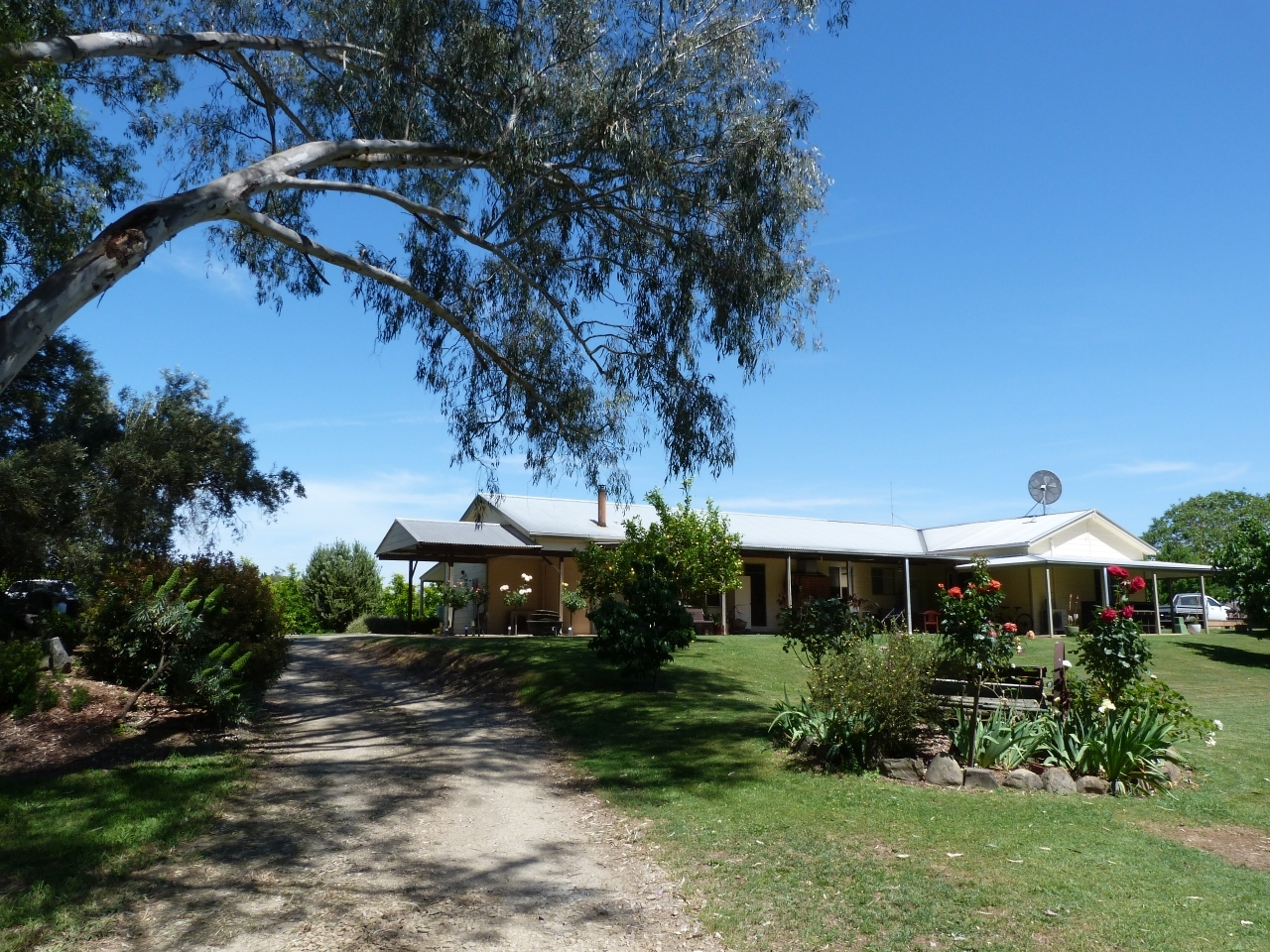 Prime Fruit Producing Acreage and Family Home