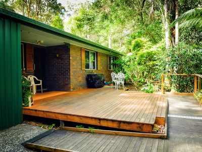 Sold brick house in peaceful surroundings