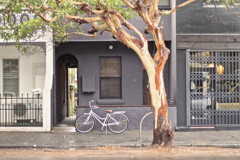 An Enviable Address in the Heart of Cooks Hill