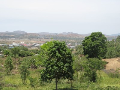 Land for sale in Port Moresby 8 mile