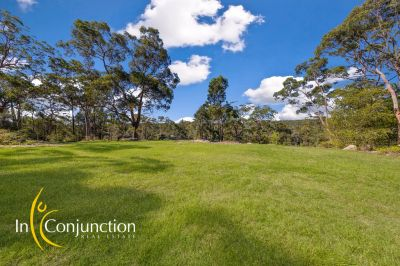 unique and absolutely private north-east facing 6 acres, moments to glenorie village, magical views.