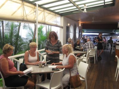 CAFE/RESTAURANT - PRIME CENTRAL EUMUNDI - PRICE REDUCED