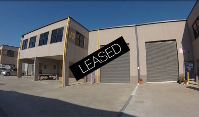 127sqm - Modern Office / Warehouse (VIDEO ATTACHED)