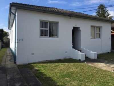 One bedroom attached granny flat