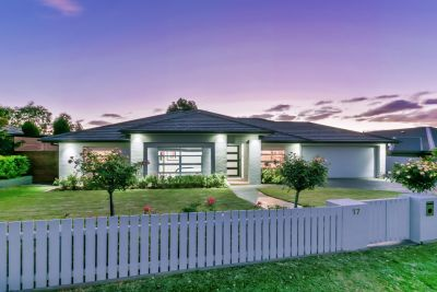 First Class Living- Executive home on 1061m2