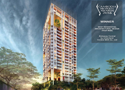 Embassy  Central , BKK 1, Phnom Penh | New Development for sale in Chamkarmon BKK 1 img 1
