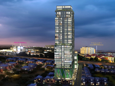 The Penthouse Residence, Tonle Bassac, Phnom Penh | New Development for sale in Chamkarmon Tonle Bassac img 0
