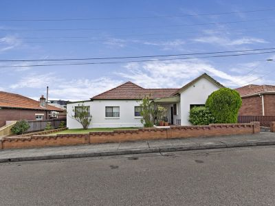 Unique investment property with huge future development potential