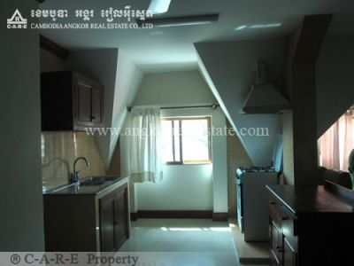 Svay Dangkum, Siem Reap | Condo for rent in Angkor Chum Svay Dangkum img 0