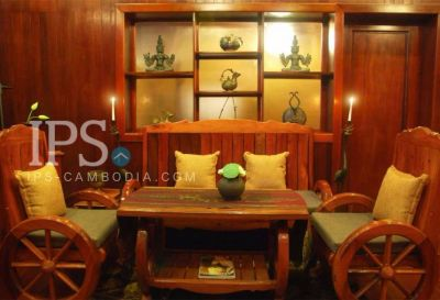 Phsar Kandal I, Siem Reap | House for rent in Siem Reap Phsar Kandal I img 1
