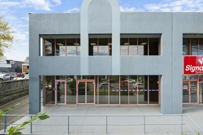 Showroom and/or Office - 251 sqm (or 126 sqm & 125 sqm)