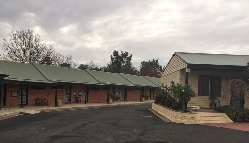 MOTEL FOR SALE- OUTSTANDING BUSINESS