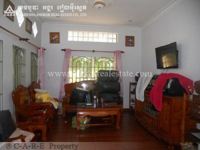 Svay Dangkum, Siem Reap | Villa for rent in Angkor Chum Svay Dangkum img 5