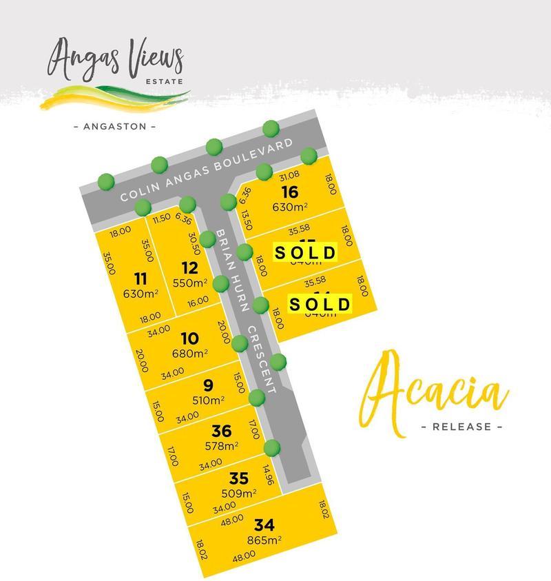 ANGASTON - Lot 34 Angas Views Estate 865m2