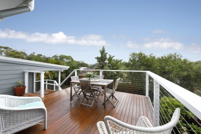 Spacious family living within private leafy surrounds