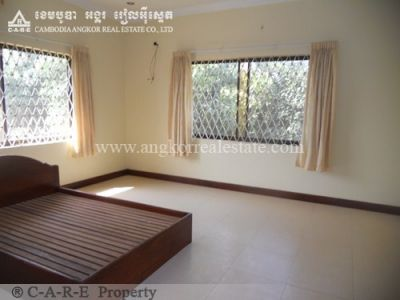 Svay Dangkum, Siem Reap | Villa for rent in Angkor Chum Svay Dangkum img 4