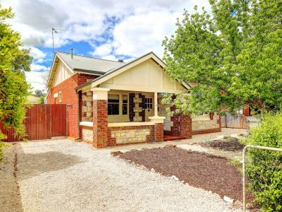 Stone Fronted Bungalow Circa 1928 – Polished Timber Floors – Swimming Pool