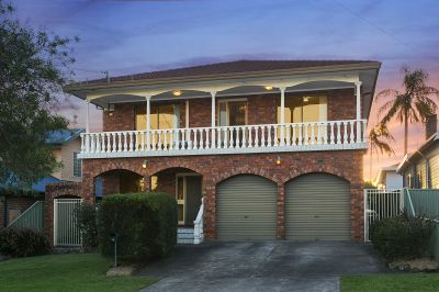 Spacious and solid full brick home